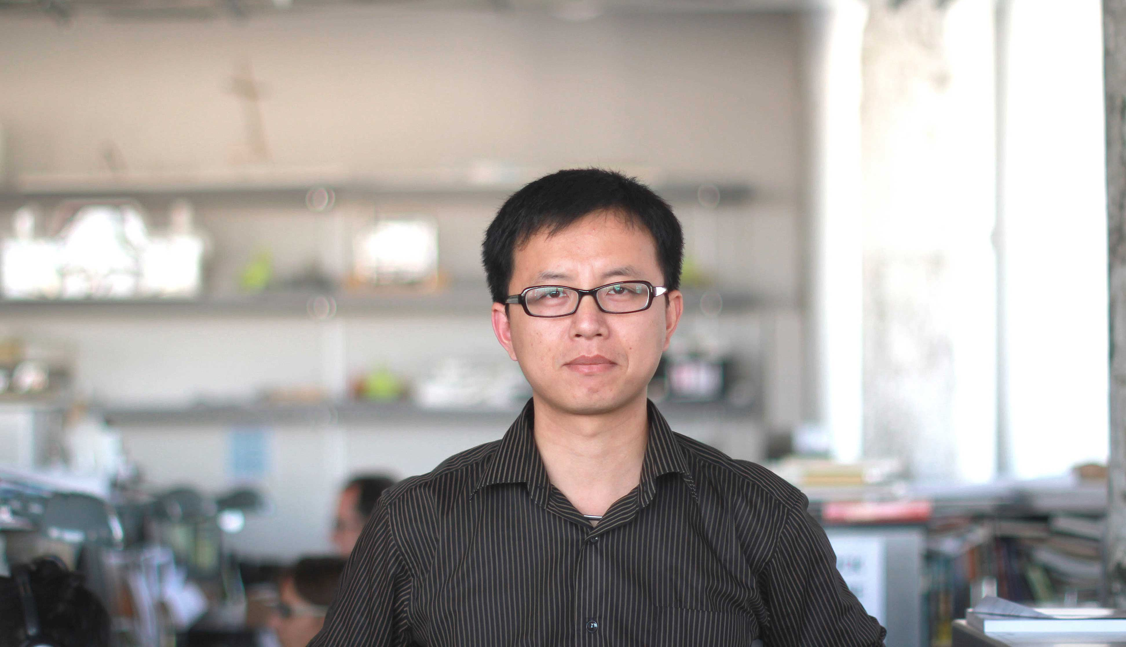 Map Design's Partner QIan Li