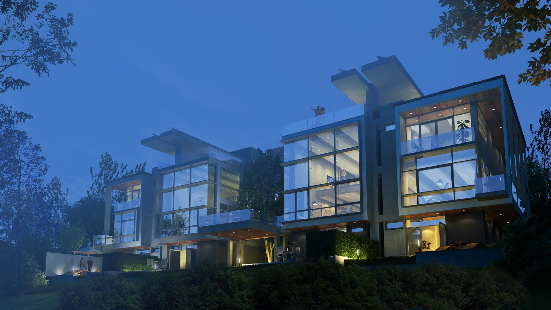 MAP-design-modern-townhouse-architecture-architect-kiran-mathema-south-facade-(2)