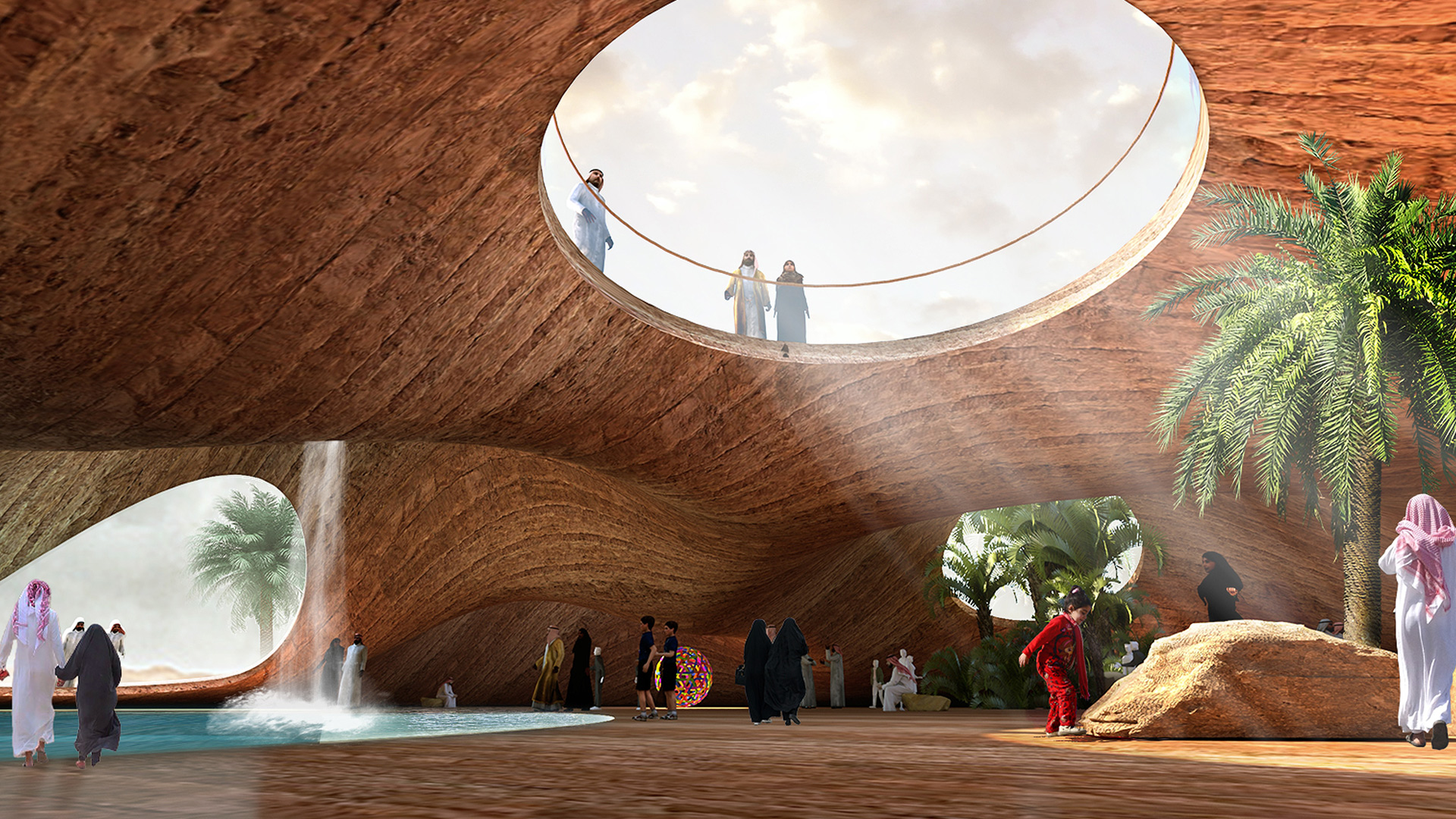 MAP-design-nature-reserve-architecture-kiran-mathema-architect-sinkhole-visitor-center-interior