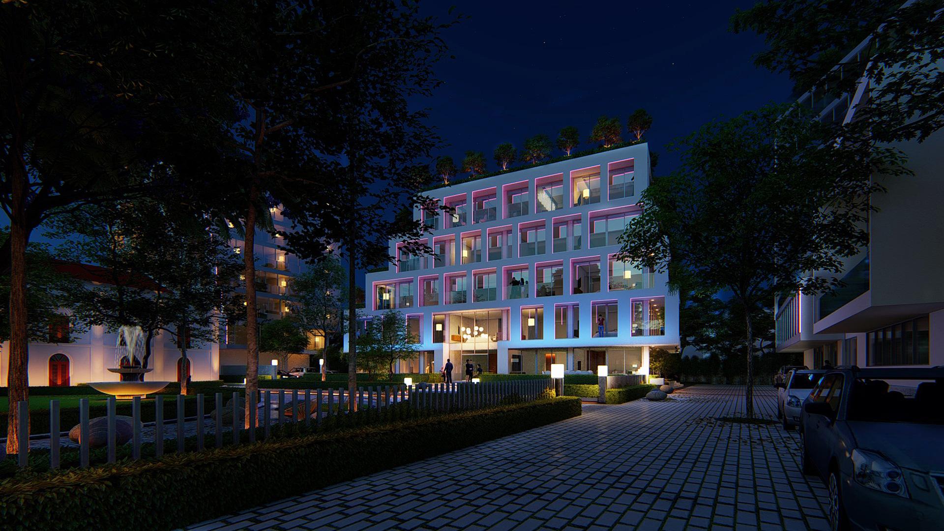 MAP_Design_Architecture_Residential_Architect_Kiran_Mathema_lighting_Green_Facade
