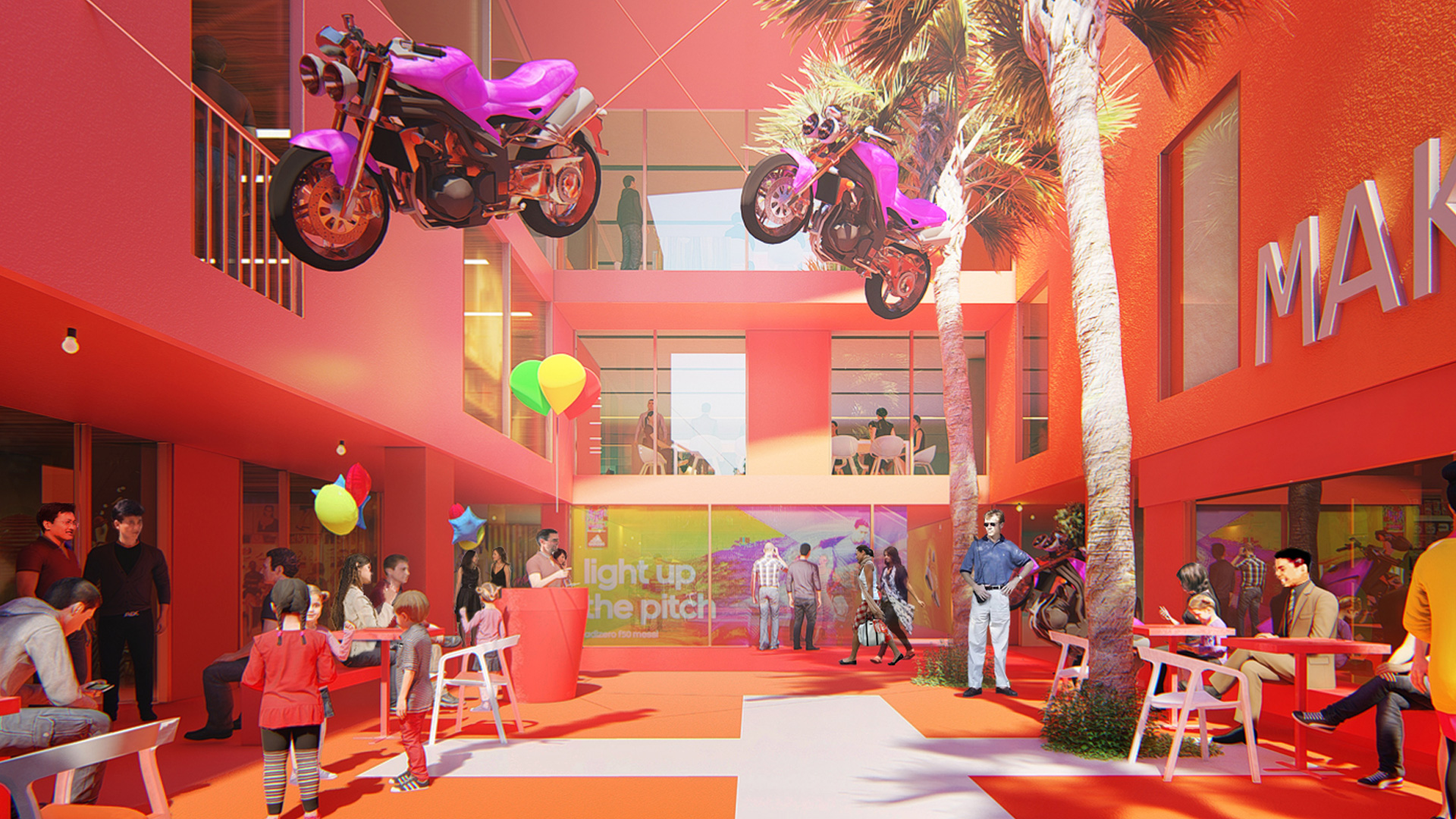 MAP Design_Architecture_Retail_Mixed_Use_Architect_Kiran_Mathema_Shopping_arcade Court